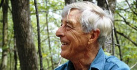 "Hubert ""Hub"" Vogelmann, a longtime professor of botany at UVM and a leader in conservation efforts in Vermont, died Oct. 11, 2013, at the age of 84."