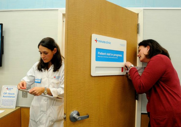 Dartmouth Hitchcock Partners With Cvs On Six Walk In Clinics Vtdigger