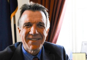 Lt. Gov. Phil Scott. Photo by Hilary Niles/VTDigger