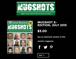 The electronic version of The Caledonian Record's Green Mountain Mugshots.