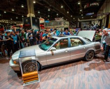 SEMA Unveil: Ludacris Legend, Galpin ILX