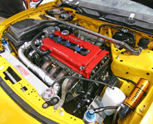 Eibach Meet, Part Two: Engine Bays That Mean Business
