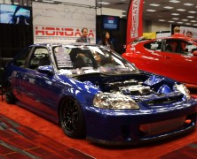 SEMA Show Star RCG Turbo EM1