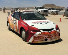 Hondata RSX Land Speed Rookie