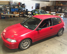 Projectcarpalooza:1992 Civic Hatchback