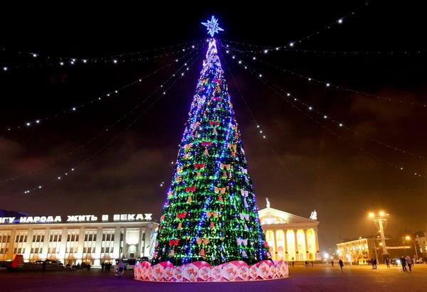 Новый год 2014 в Минске вТему