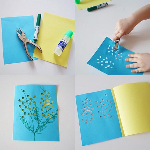 Что понадобится для изготовления открытки, свою любимую