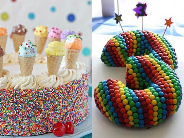 Торт 3 года мальчику - Простые рецепты вкусных десертов