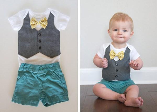 Как Одеть Мальчика На Годик Фото