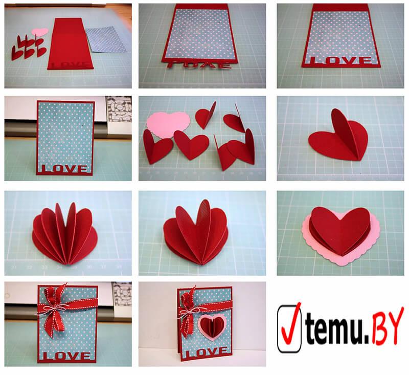 построили оригами на день святого валентина открытки своими руками женщина