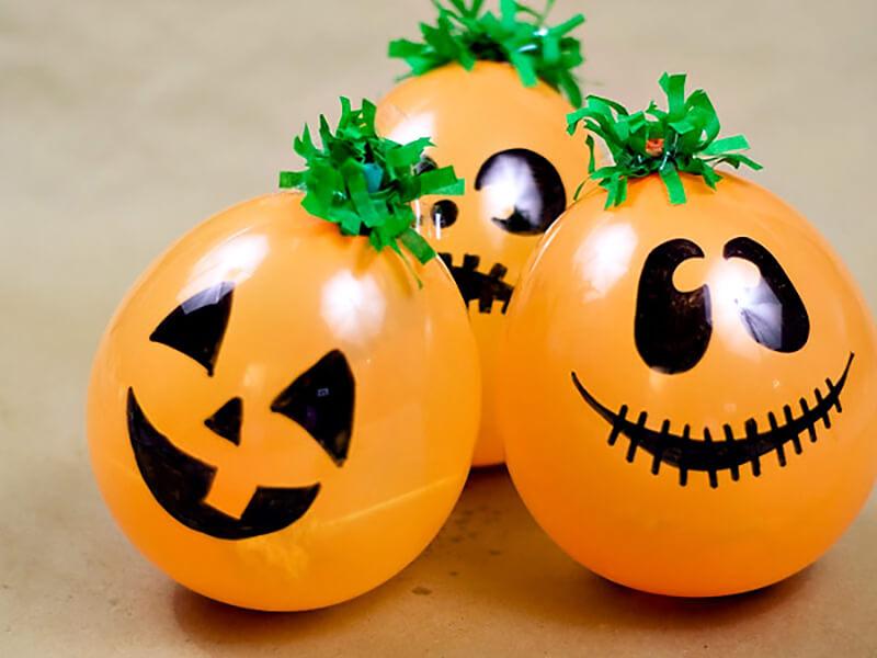Что можно сделать подруге на хэллоуин