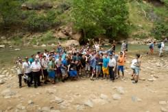 Zion hike - 5