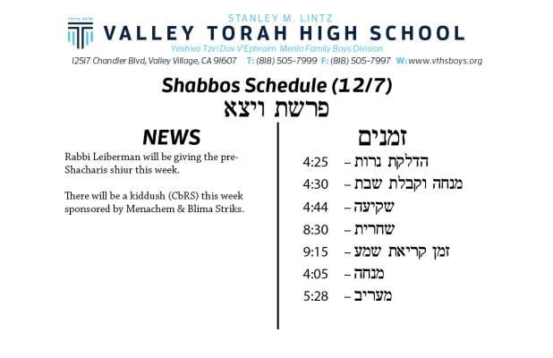 Shabbos Parashas Vayeitzei 5780.jpg