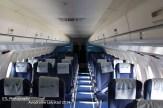 Passagiers stoelen