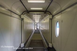Slurf naar de Boeing 747