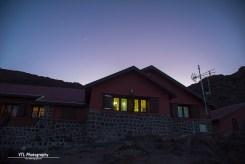 Altavista Refuge Tenerife sunset