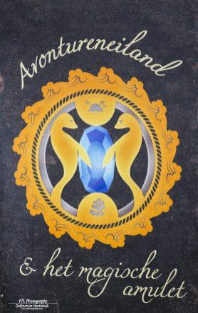 Avontureneiland en het magische amulet