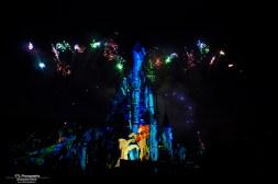 Disney Illuminations Lion King 2017