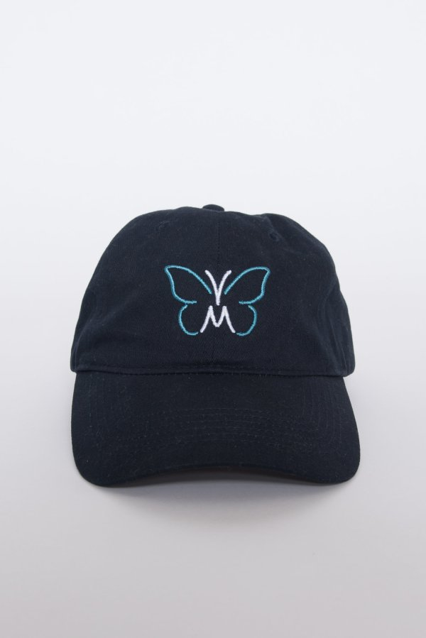 Front of Navy Hat