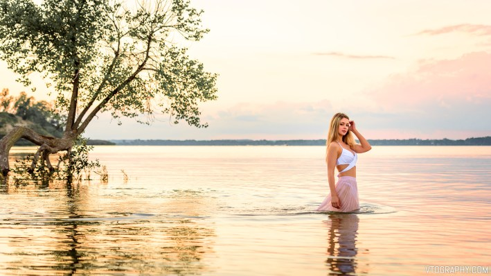 Carley — Sandbanks Photo Shoot
