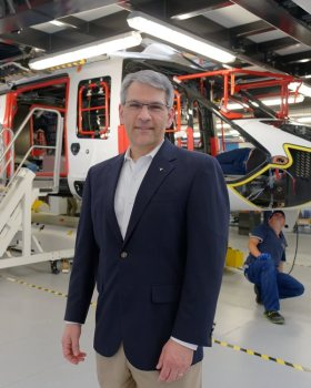 Mike Hirschberg (Vertical Flight Society: Executive Director