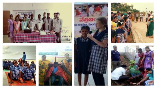 Nethra Vidyalaya School June Month Report