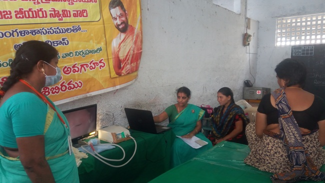 Vikasa Tarangini Free Medical Camp Conducted At Ramalingeshwarnagar VIJAYAWADA