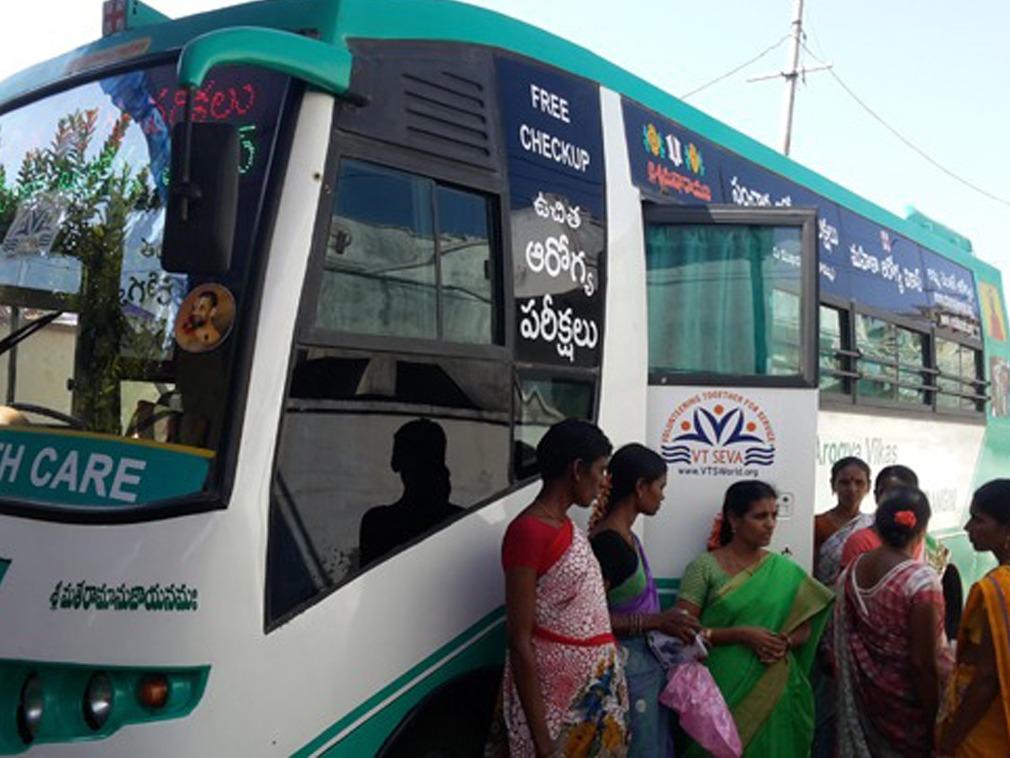 bus donation