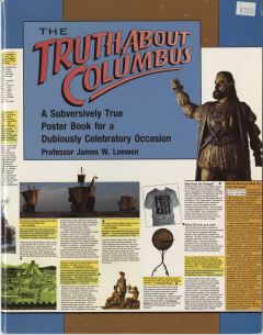 Cover of The Truth About Columbus.
