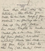 Letter from Mary Sinton Leitch to J. J. Lankes, Easter Sunday 1940 (2)