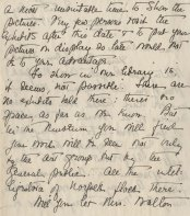 Letter from Mary Sinton Leitch to J. J. Lankes, Easter Sunday 1940 (3)