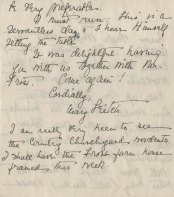 Letter from Mary Sinton Leitch to J. J. Lankes, Easter Sunday 1940 (4)
