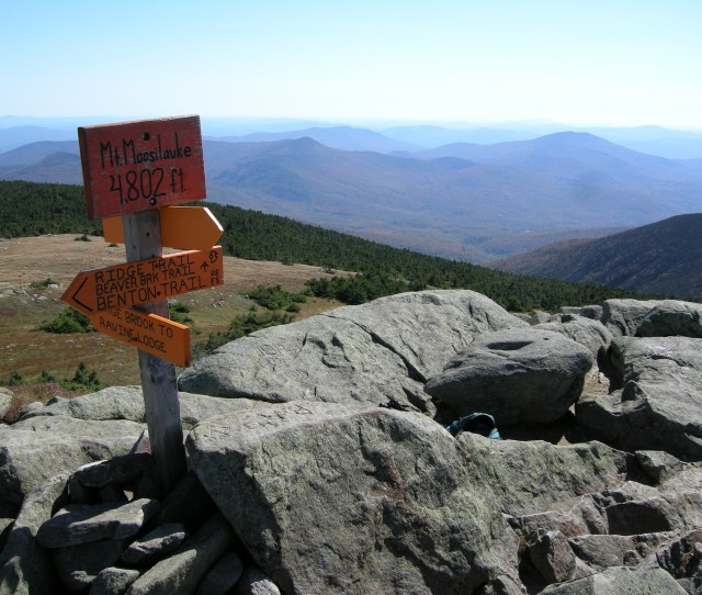 Hike The Whites Four Classic Hikes In New Hampshire Vermont Sports Magazine