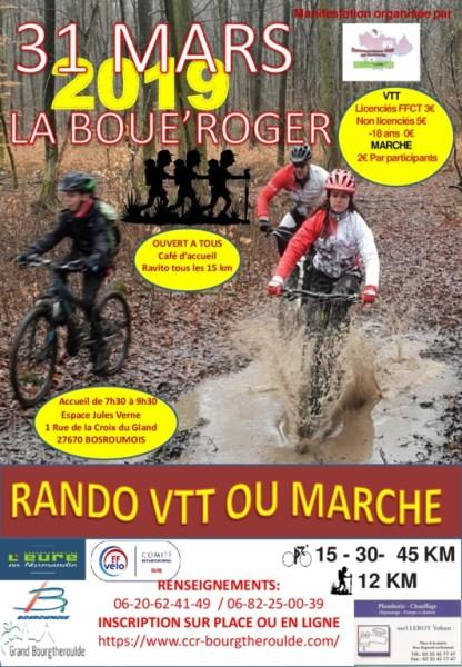 La Boue'Roger à BOSC ROGER EN ROUMOIS (27) Edition N° 10