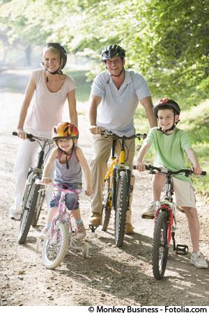 VTT santé famille
