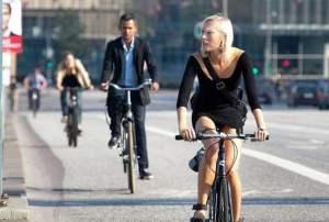 Bonne résolution pour la rentrée – Aller au travail à vélo de ville – Avantage du VTT sur la santé