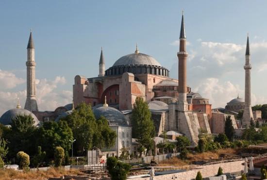 Bảo tàng Hagia Sofia ở Istanbul