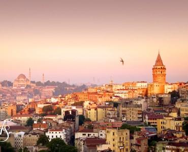 cảnh đẹp Istanbul