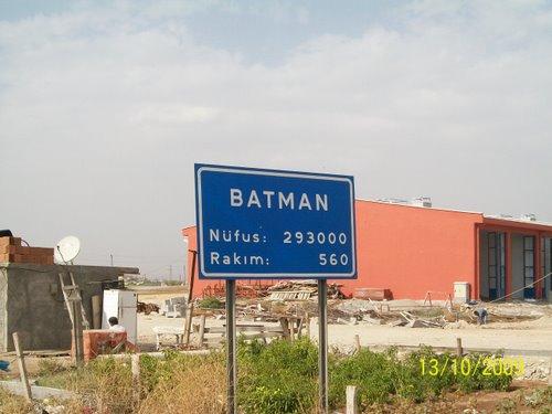 chào mừng tới thành phố batman
