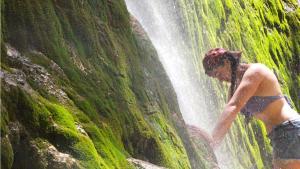 thác nước ở oludeniz