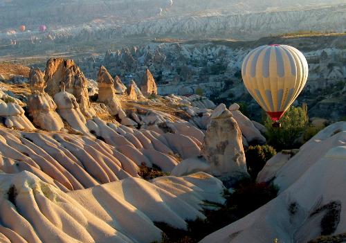 cappadocia - turkey - thổ nhĩ kỳ - joymark travel