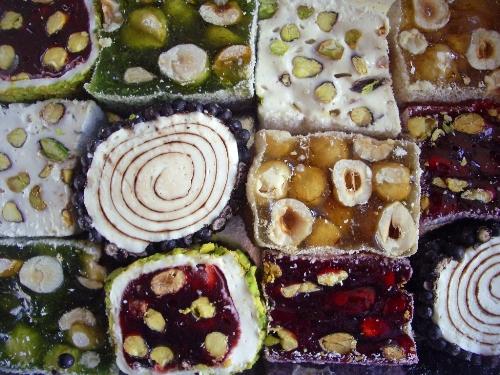 Turkish Delight, sắc màu của Thổ Nhĩ Kỳ