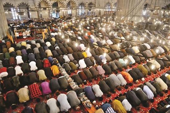 Hồi giáo ở thổ nhĩ kỳ