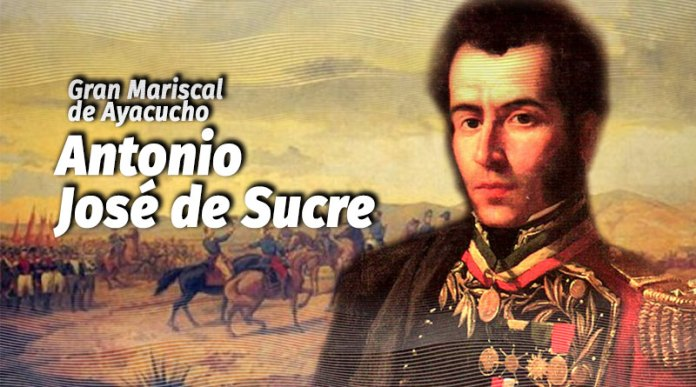 Resultado de imagen para Fotos de Antonio José de Sucre.