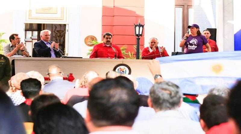 Declaración Final del XXV Foro de São Paulo: Unidad de los pueblos en contra del capitalismo