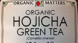 圖:在全加銷售的中國產有機綠茶,恐遭沙門氏菌污染,消費者請勿飲用。(CFIA)