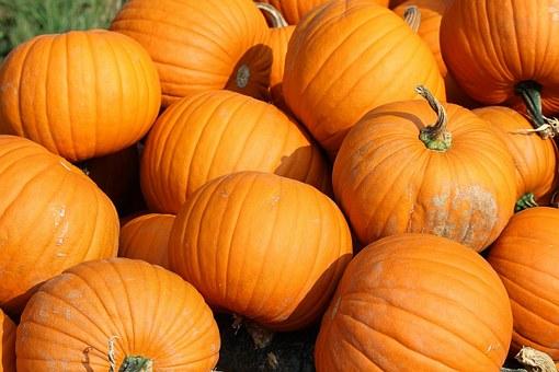 Pumpkins help with hypertension.