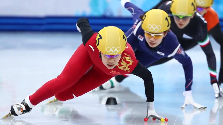 Olympic skaters
