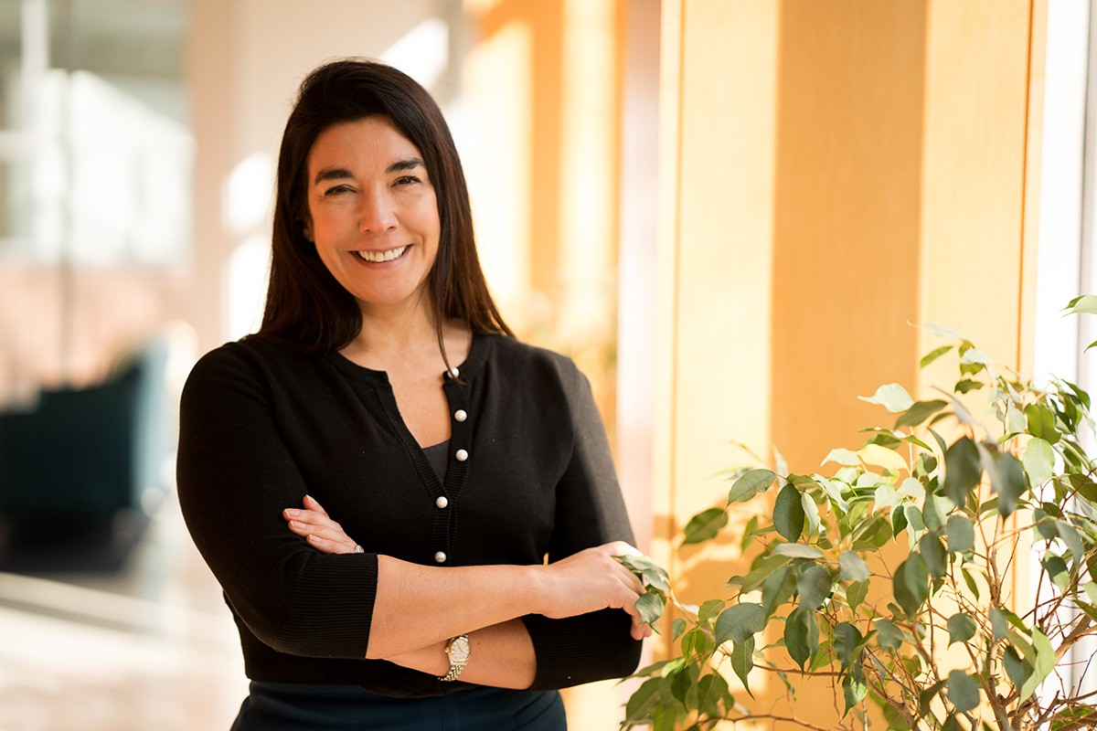 U. of I. psychology professor Dolores Albarracín has spent much of her career studying how people respond to public health messages asking them to change their behavior. (Image: Dolores Albarracín)