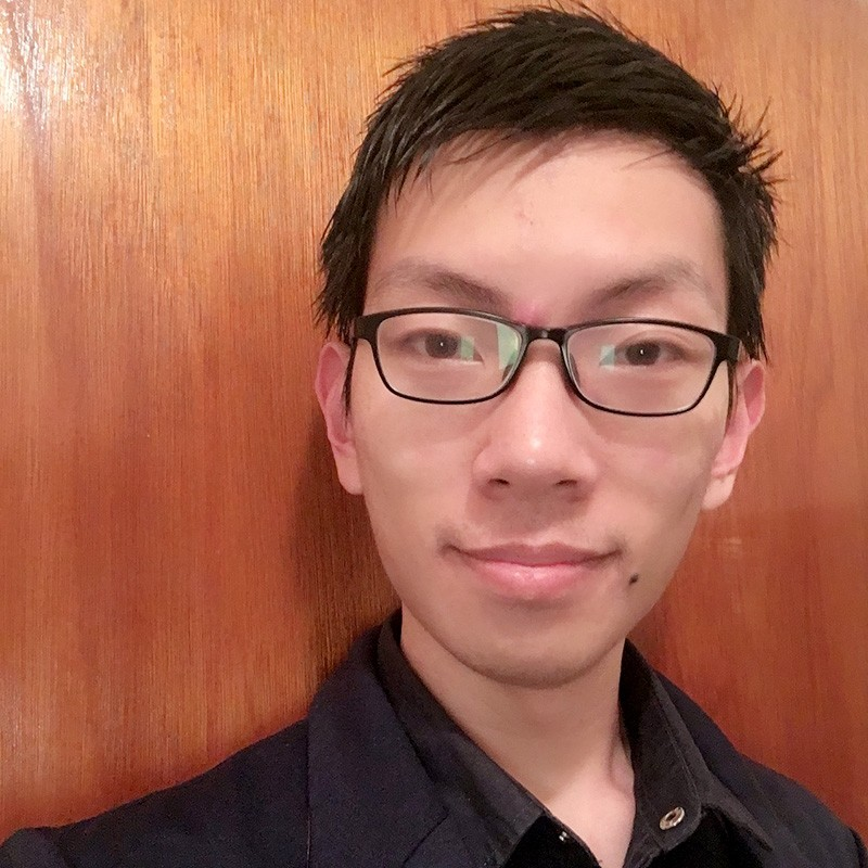 Ph.D. student Wenhao Dai is first author of the new study. (Image: Wenhao Dai)